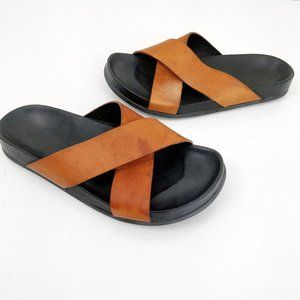 Woman by Common Projects Criss-Cross Sandals 36